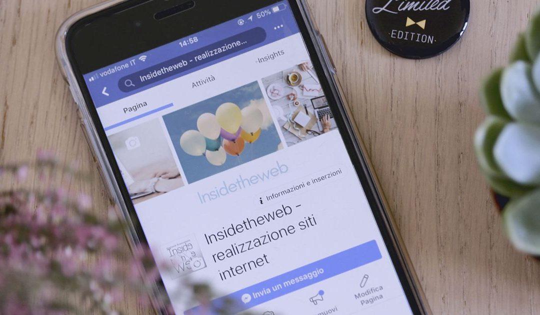 8 errori da evitare su Facebook