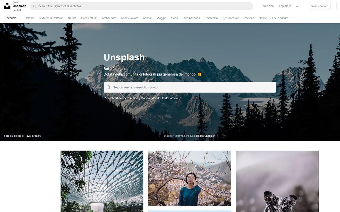 Unsplash-foto-da-scaricare-gratis