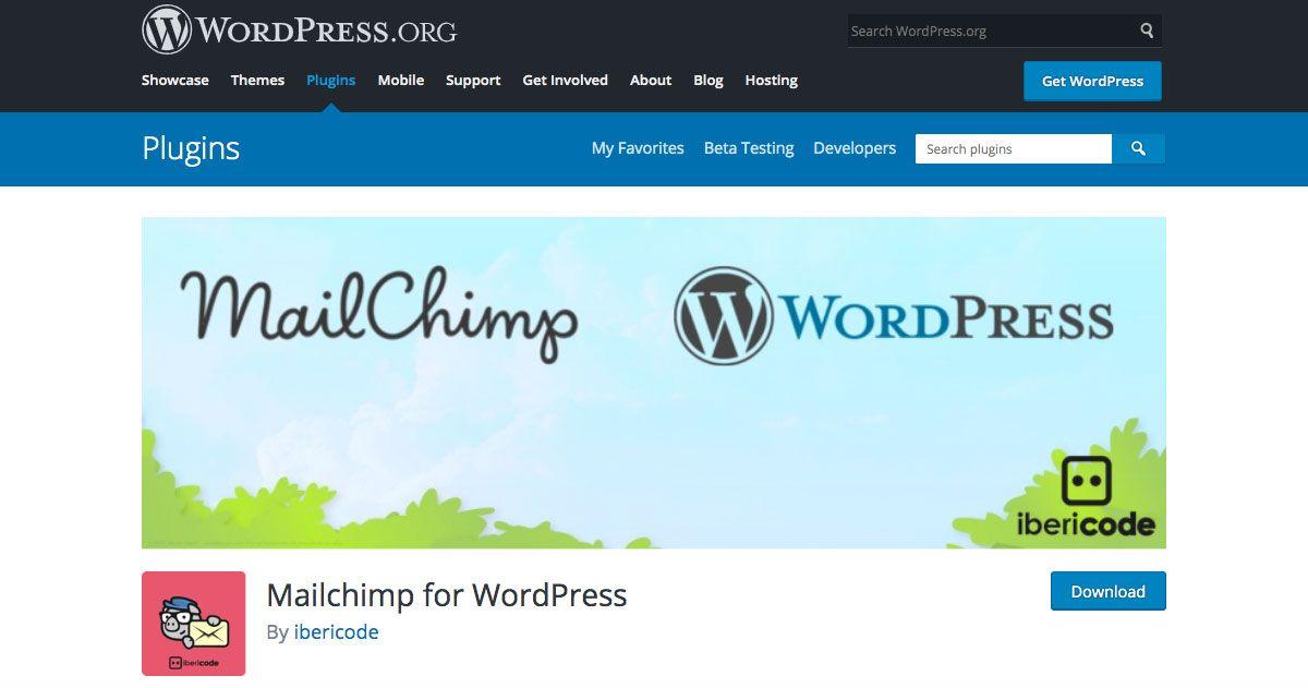 migliori-plugin-wordpress-mailchimp