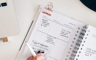 Organizza il tuo blog con il calendario editoriale